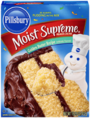 Pillsbury® Moist Supreme® Golden Butter Flavored Premium Cake Mix