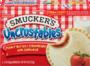 Smucker's® Uncrustables® Peanut Butter & Strawberry Jam