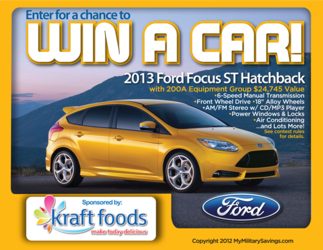 Sweepstakes sales promotion
