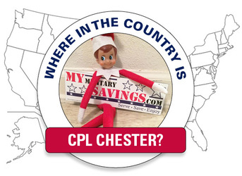 """MMS """"Where in the Country is CPL Chester?"""" Giveaway Sweepstakes"""