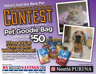 Purina 2014 Best Pet Costume Contest
