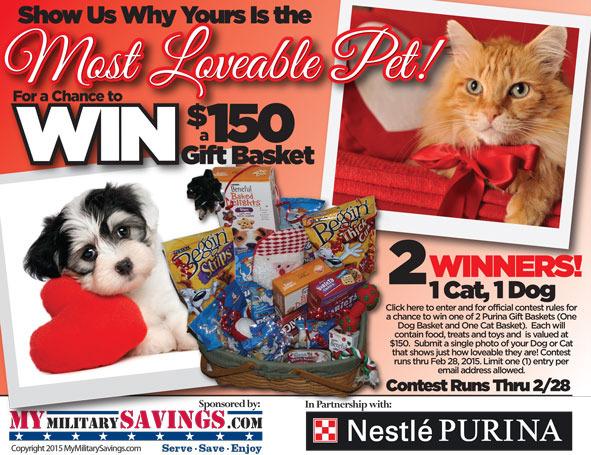 Win a $150 Gift Basket